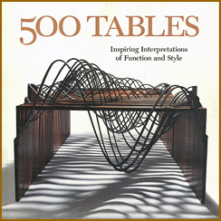 Artist blacksmith furniture in 500 Tables
