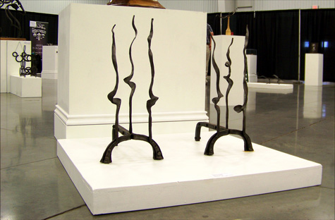 Artist-Blacksmith Exhibitions - ABANA 2018