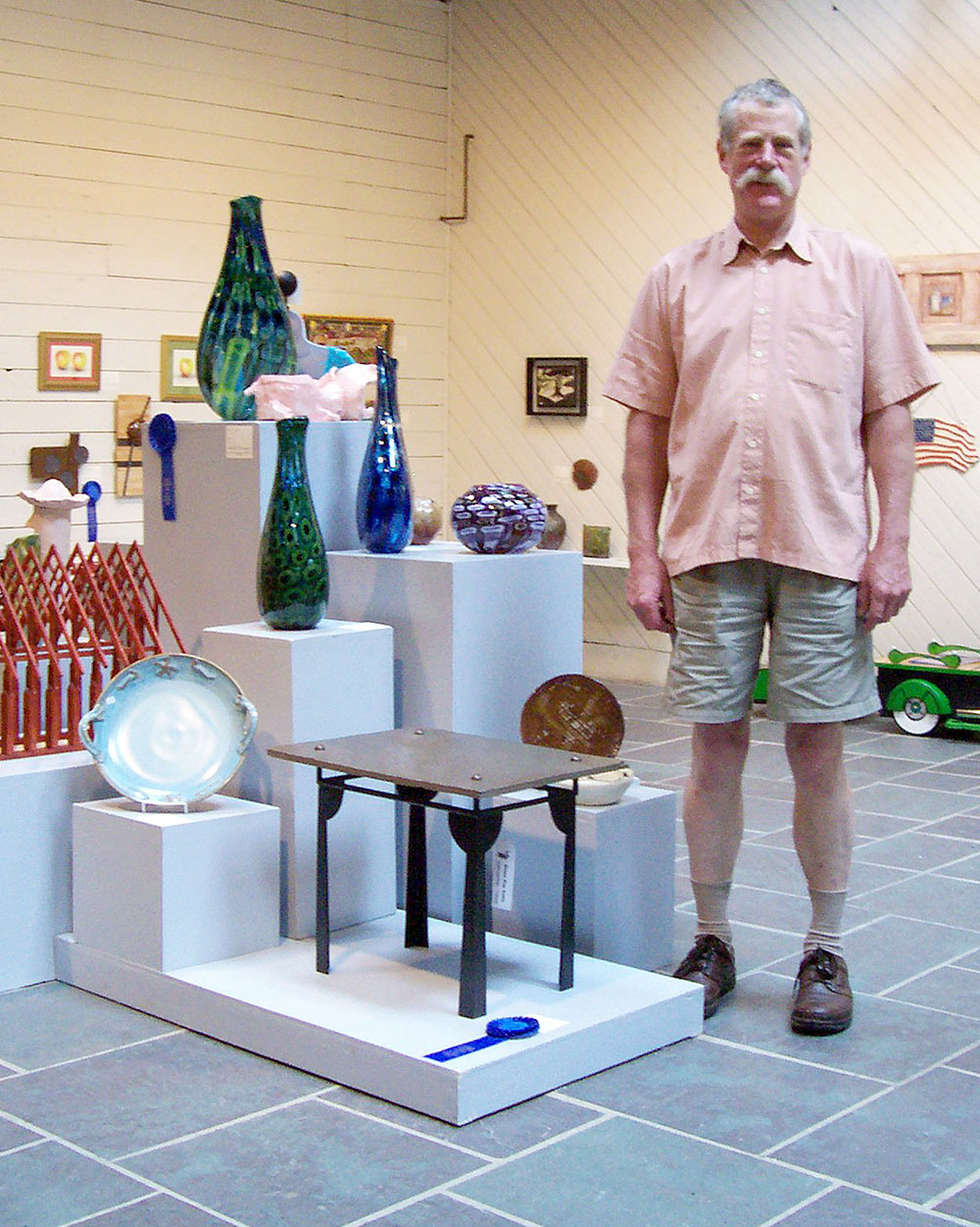 Jbgalleries/stone_top/images/blacksmith_furniture_maker_stone_top_table_craft  Exhibition_rehoboth_art_league